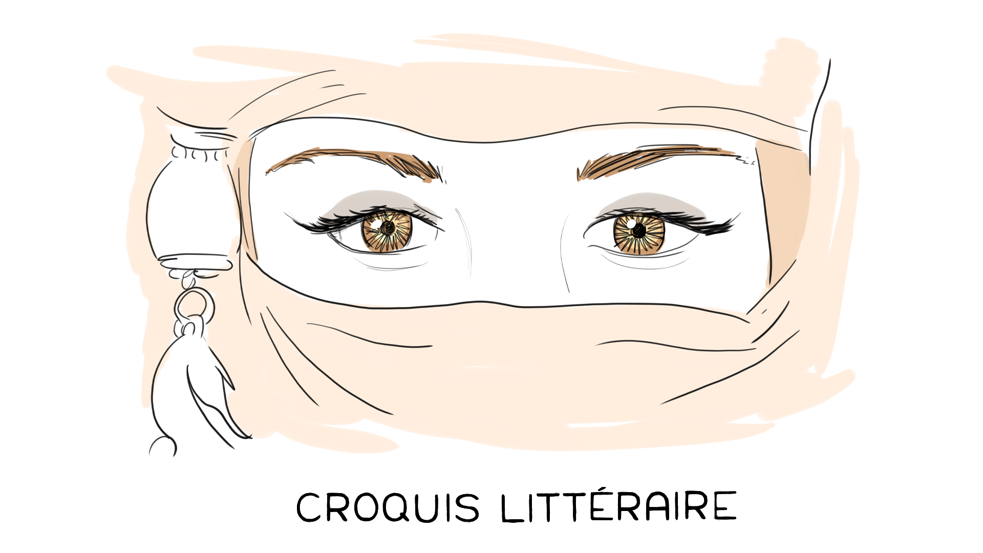 Image of croquis litteraire.